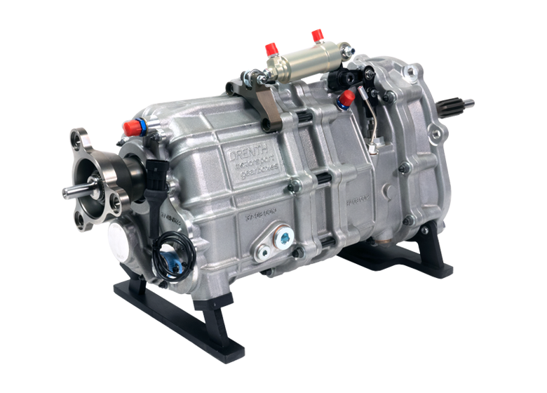Inline gearboxes