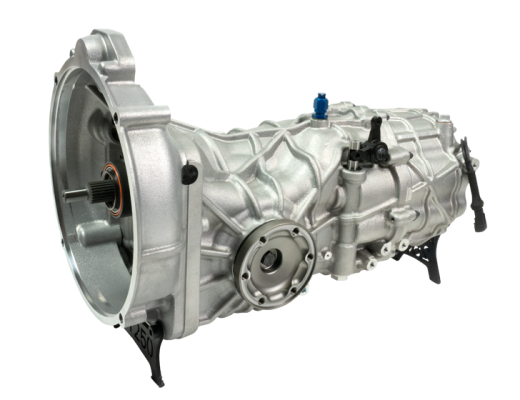Transaxle gearboxes